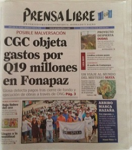 newspaper coverage 1